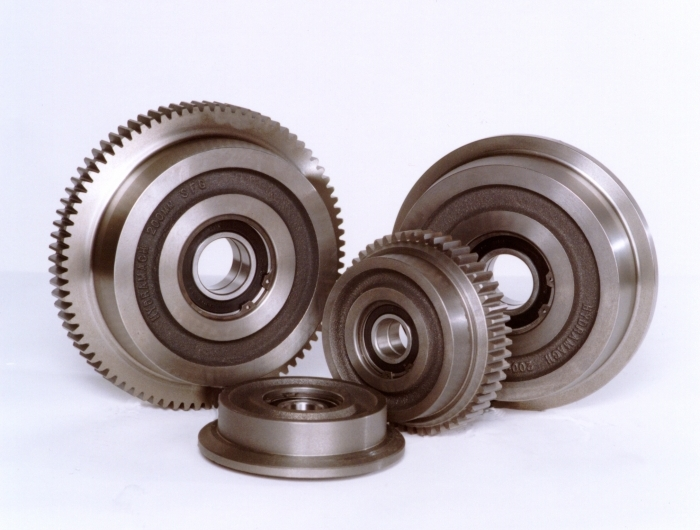 single flange crane wheels