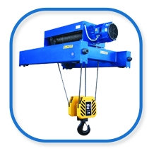 kVAT top running rope hoist